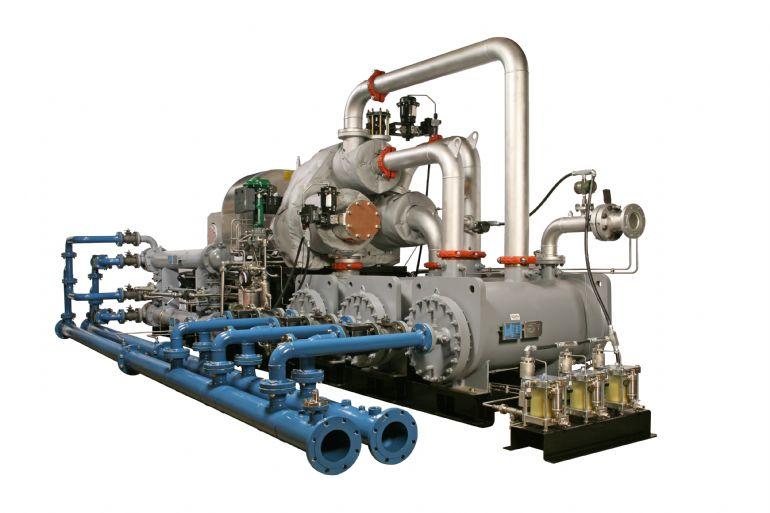 Инжиниринговые центробежные компрессоры