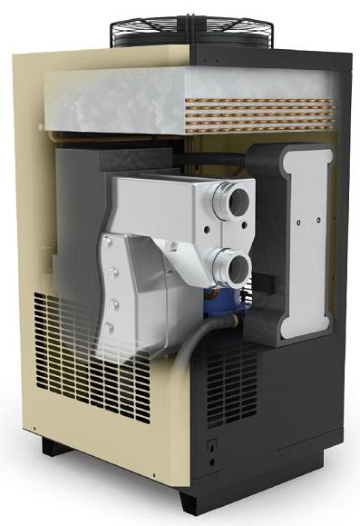 Цикличные Осушители DA1300-2250ec-A/W/SW