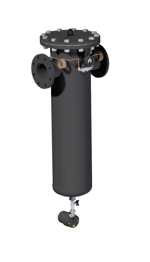 Магистральные фильтры для высокой температуры HDT
