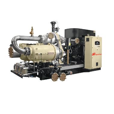 Центробежный компрессор для выдува ПЭТ