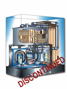 Цикличные осушители сжатого воздуха 0.36 - 88 м3/мин